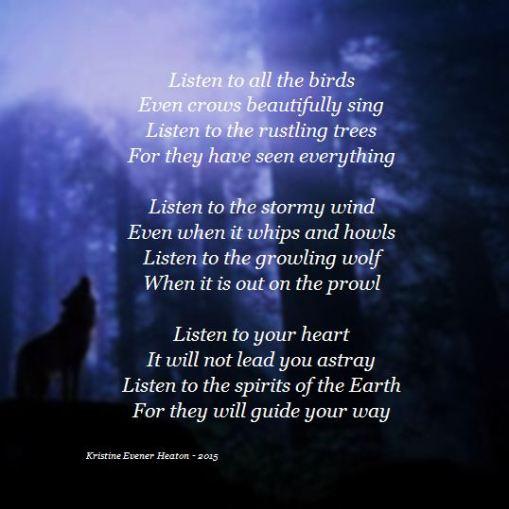 listen