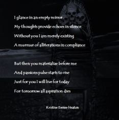 Merely Existing