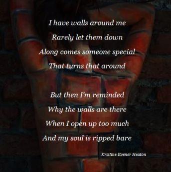 Rebuilding the Walls