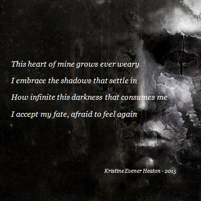 Afraid to feel again