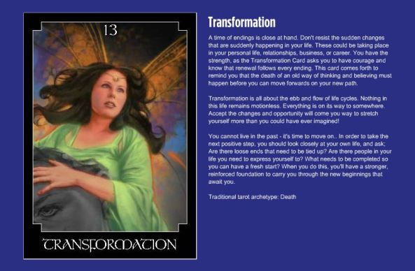 3.11.15 Transformation