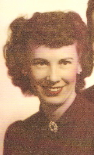 Ada Lucille Kelshaw Evener May 29, 1921 - March 6, 2015