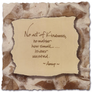 no act of kindness quote